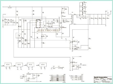 dell 2407 and benq lcd monitors power supply regulator