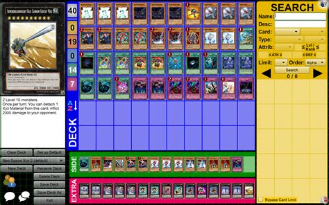 neo spacian deck list neo spacian idea pojo forums