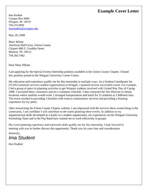 special event coordinator cover letter samples  templates