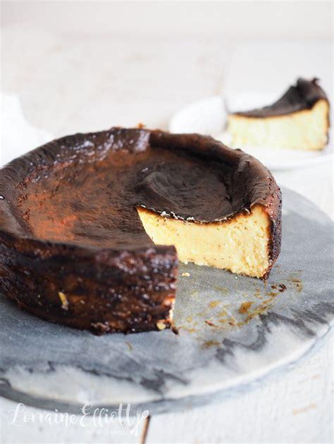 burnt ends burnt basque cheesecake recipe