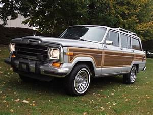 Jeep Grand Wagoneer : 1989 jeep grand wagoneer ltd 180844 ~ Medecine-chirurgie-esthetiques.com Avis de Voitures
