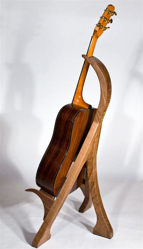 wonderful decoration wooden guitar stands