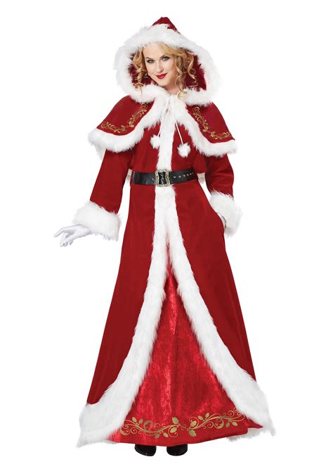 have fun with mrs santa claus costumes this year