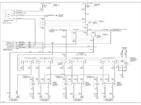 Ford Explorer Power Window Wiring Diagram Forums