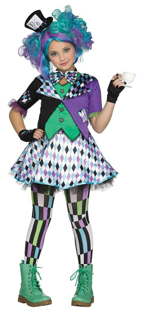 mad hatter childs costume imaginations costume dance