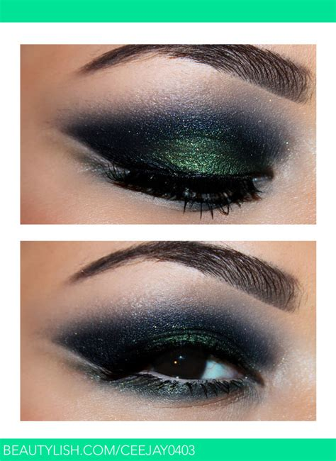 black green smokey eyes ceejay fs ceejay photo