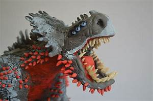 GIANT RED DEATH- How to train your dragon Custom sculpture ...
