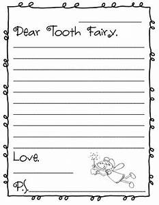tooth fairy writing template - how to write a letter from the tooth fairy images letter