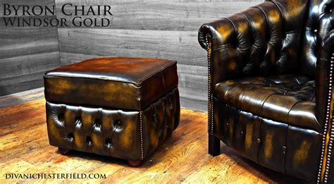Ebay Poltrone Nuove : Poltroncina Chesterfield Byron Poltrona Chester In Pelle
