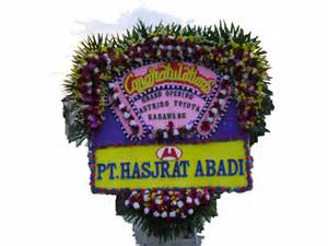 pusat karangan bunga   meninggal express jakarta