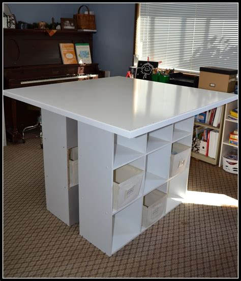 craft desk with storage 1493 best images about sewing room decorating ideas on