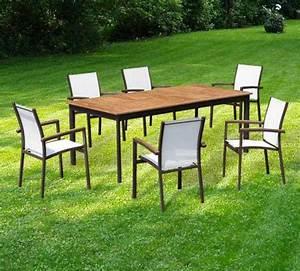 Table De Jardin Promo : table jardin promo mobilier de jardin en bois reference maison ~ Teatrodelosmanantiales.com Idées de Décoration