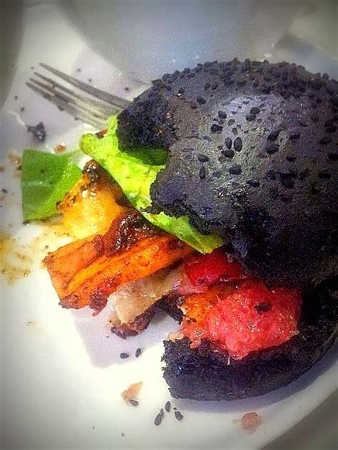 J'ai Testé Le Burger Black Tentacules Du Bab Le Bar à