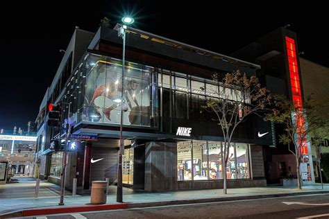 nike reopens santa store with new focus on s