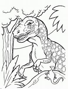 Free Dinosaur Printable Coloring Pages Coloring Home