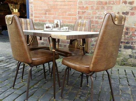 Kitchen Table And Chairs Gumtree Tyne And Wear by Vintage Drop Leaf Kitchen Dining Table And 4
