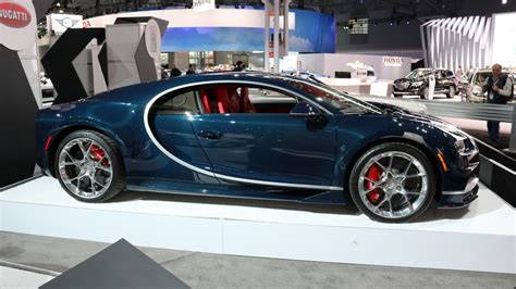 Bugatti engineers admit the chiron will accelerate to 60 mph in less than 2.5 seconds. Bugatti Chiron U.S. Spec at 2017 New York Auto Show - 1868842