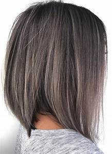 21 Perfect Ideas Of Grey Blonde Haircuts 2017 2018 Hollysoly