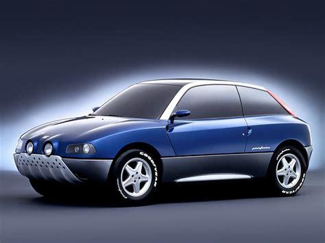 Fiat Concept Cars by Fiat Spunto Concept 176 1994 Concept Cars