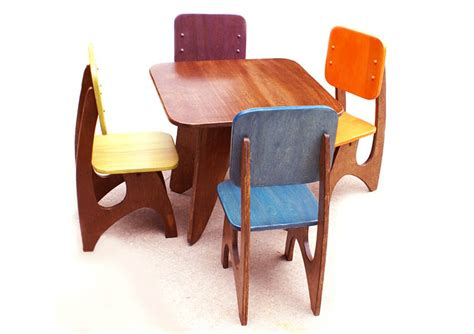 modern kids table  chairs design options homesfeed