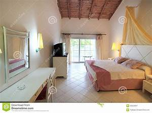 Standard Hotel Room In Sol Cayo Guillermo Royalty Free