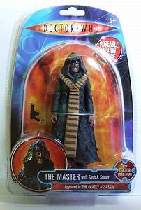 Doctor Who Action Figures - The Master