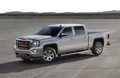 2018 Gmc Sierra Eassist Hybrid Pickup To Be Sold Nationwide