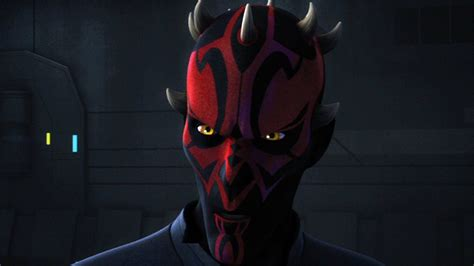 Star Wars The Clone Wars : Dark Maul de retour dans la ...