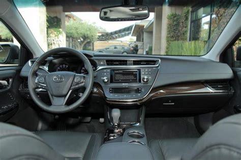 Avalon 2013 Interior by 2013 Toyota Avalon Review Car Reviews