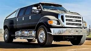 The World U0026 39 S Biggest Pickup - Ford F-650