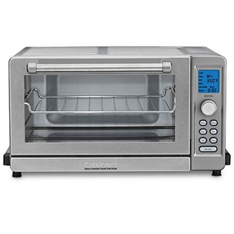 toaster microwave oven cuisinart deluxe convection toaster oven broiler tob 135