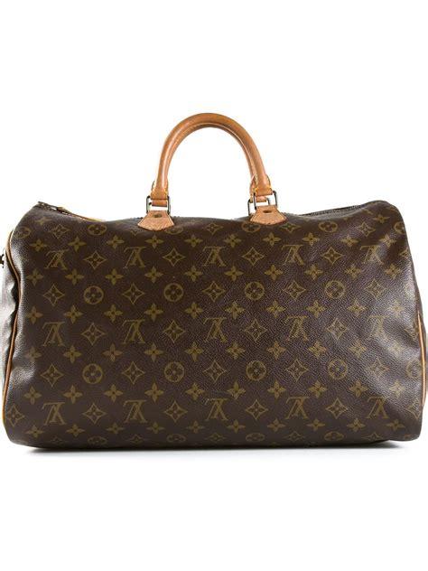 d8c9f00ef4b7 1000 x 1334 www.lyst.com. Louis vuitton Monogram Speedy 40 Bag ...