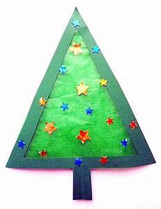 Basteln Weihnachten Grundschule : tannenb ume aus transparentpapier f rs fenster weihnachten basteln meine enkel und ich ~ Frokenaadalensverden.com Haus und Dekorationen