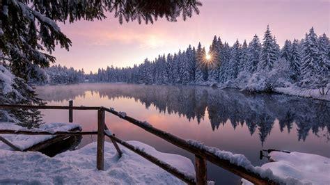 trends for nature aesthetic winter desktop wallpaper wallpaper