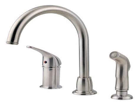 kitchen sink with faucet best sink faucet kitchen faucet with side spray delta
