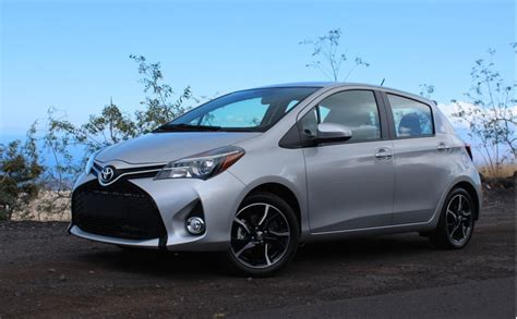 2015 Toyota Msrp by 2015 Toyota Yaris News Reviews Msrp Ratings With