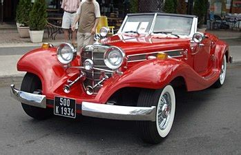 Distinguished from the 500 sedan by the k for. Mercedes-Benz 500K - Wikipedia