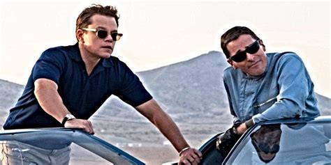 Automotive visionary carroll shelby and his british driver, ken miles, are dispatched by henry ford ii to craft a new automobile with the potential to finally defeat the dominant ferrari at the. Ford vs Ferrari sets Matt Damon and Christian Bale for Oscars - DKODING