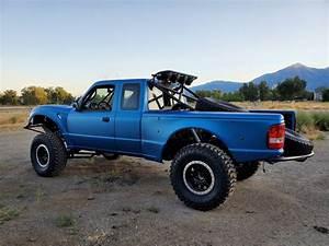 1993 Ford Ranger Xlt 4 0 V6 5 Speed Long Travel Prerunner