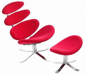 Trendsetting Petal Lounge Chair By Zuo Modern