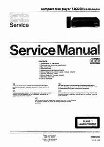 Free Download Marantz Cd 50 Service Manual