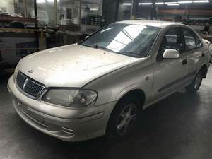 2002 Nissan Pulsar N16 Lx 4 Sp Automatic 1 6l Multi Point