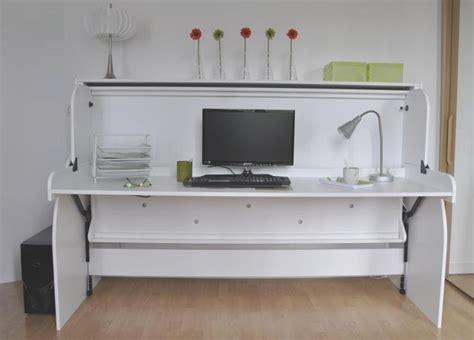 Lit Escamotable Bureau - combine lit bureau lits escamotables bureaus