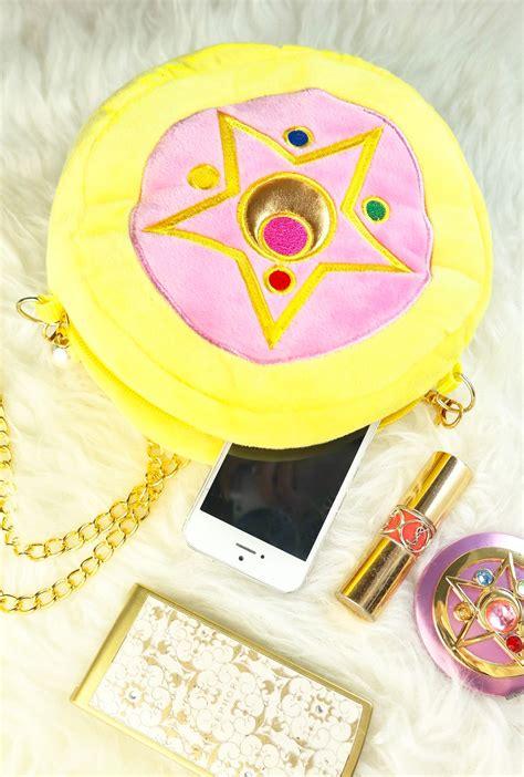 moon magic crystal star cross body bag sincerely sweet