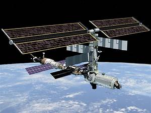 "International Space Station Briefly ""Ham-less"" After Crew ..."