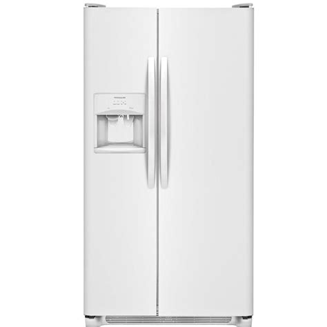 frigidaire side by side refrigerator for 699 shipped
