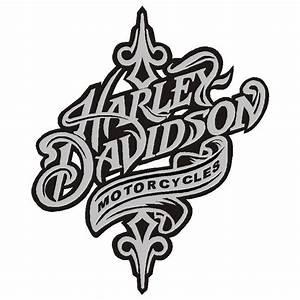 Harley Davidson Logo Stencil Cliparts Co