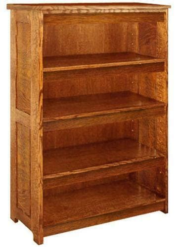 mission bookcase ebay