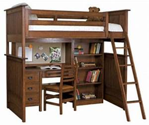 need bunk bed with study table design With bed with study table design