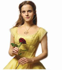 Emma Watson as Belle-Disney's BatB 2017 PNG by ...